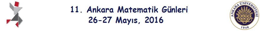 11. Ankara Matematik Günleri